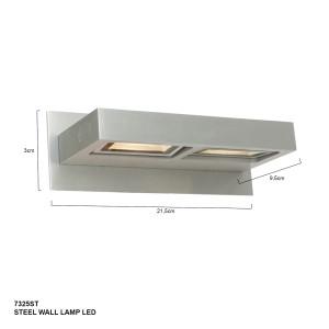 lampe industrielle details