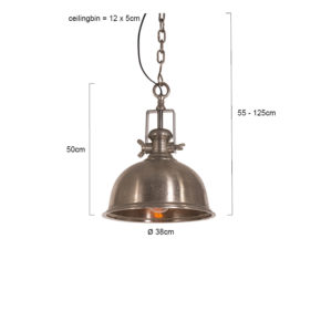 suspension industrielle nickel