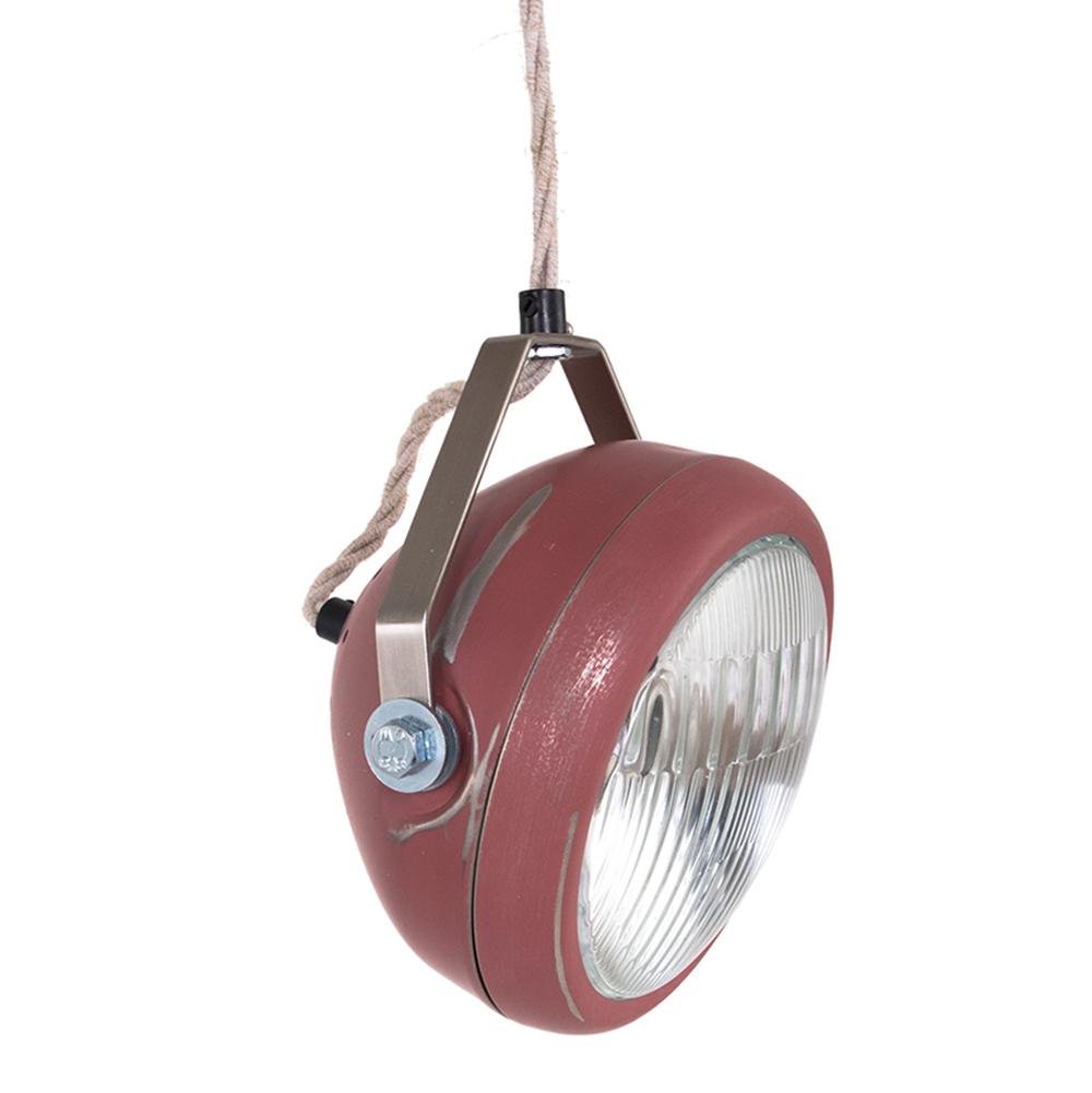 Lampe suspendue industrielle starlight gris 17cm - Lampe suspendue industrielle ...