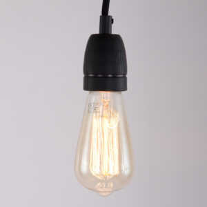 ampoules lampe industrielle. Black Bedroom Furniture Sets. Home Design Ideas
