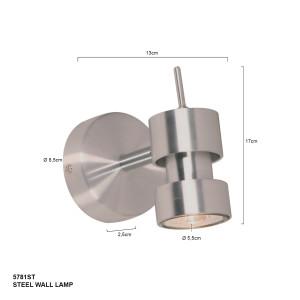 lampe gris