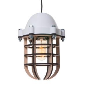 lampe industrielle blanc