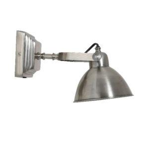 lampe industrielle gris