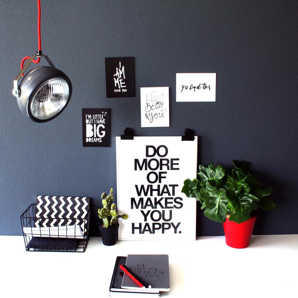 lampe suspendue industrielle starlight gris 17cm. Black Bedroom Furniture Sets. Home Design Ideas