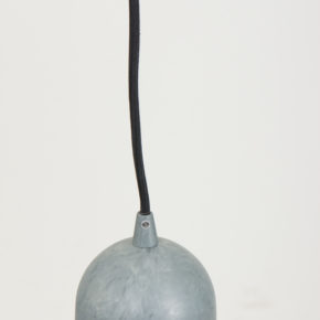 suspension industrielle grau detail 2