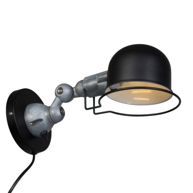 lampadaire industriel