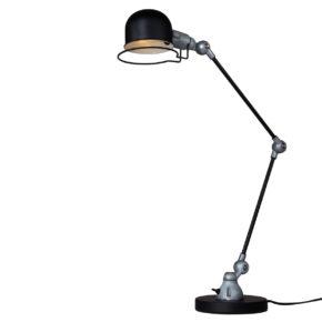 lampe de table noir