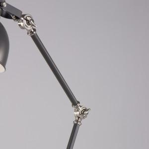 lampe industriel gris