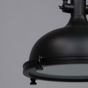 suspension noir