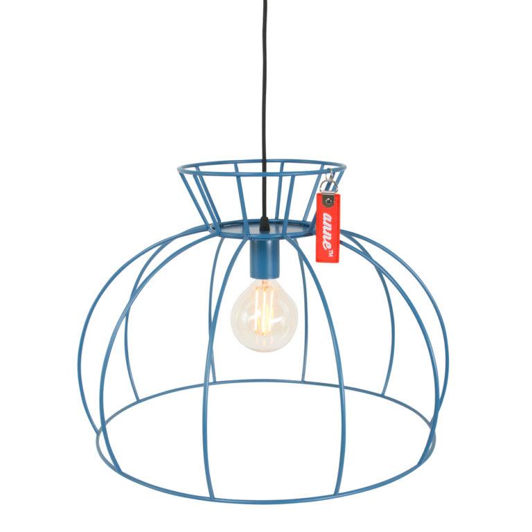 lampe de chambre bleue