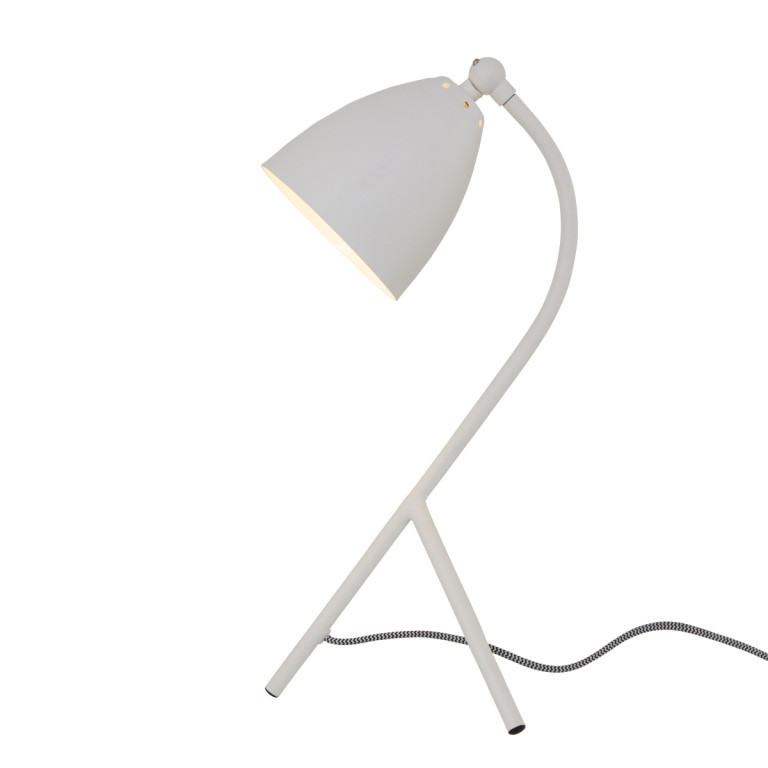 lampe industriel blanc