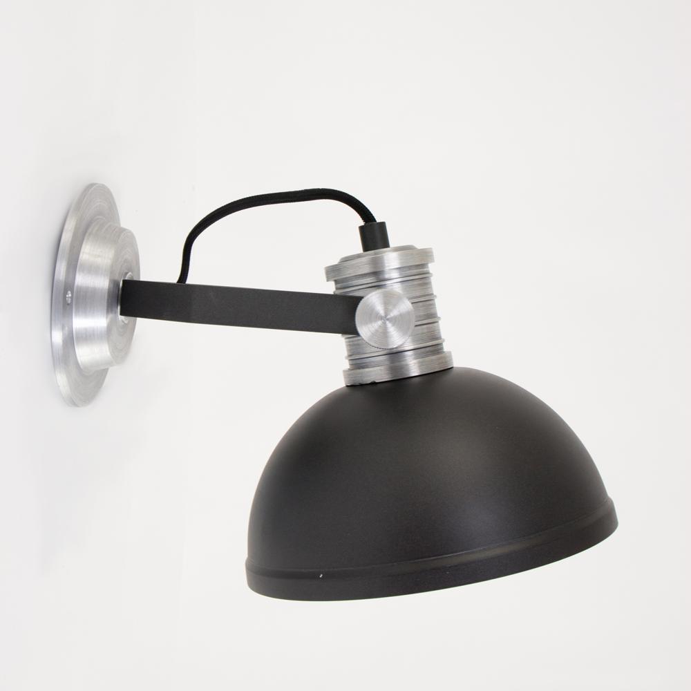 lampe de mur industriel finn lampe industrielle. Black Bedroom Furniture Sets. Home Design Ideas