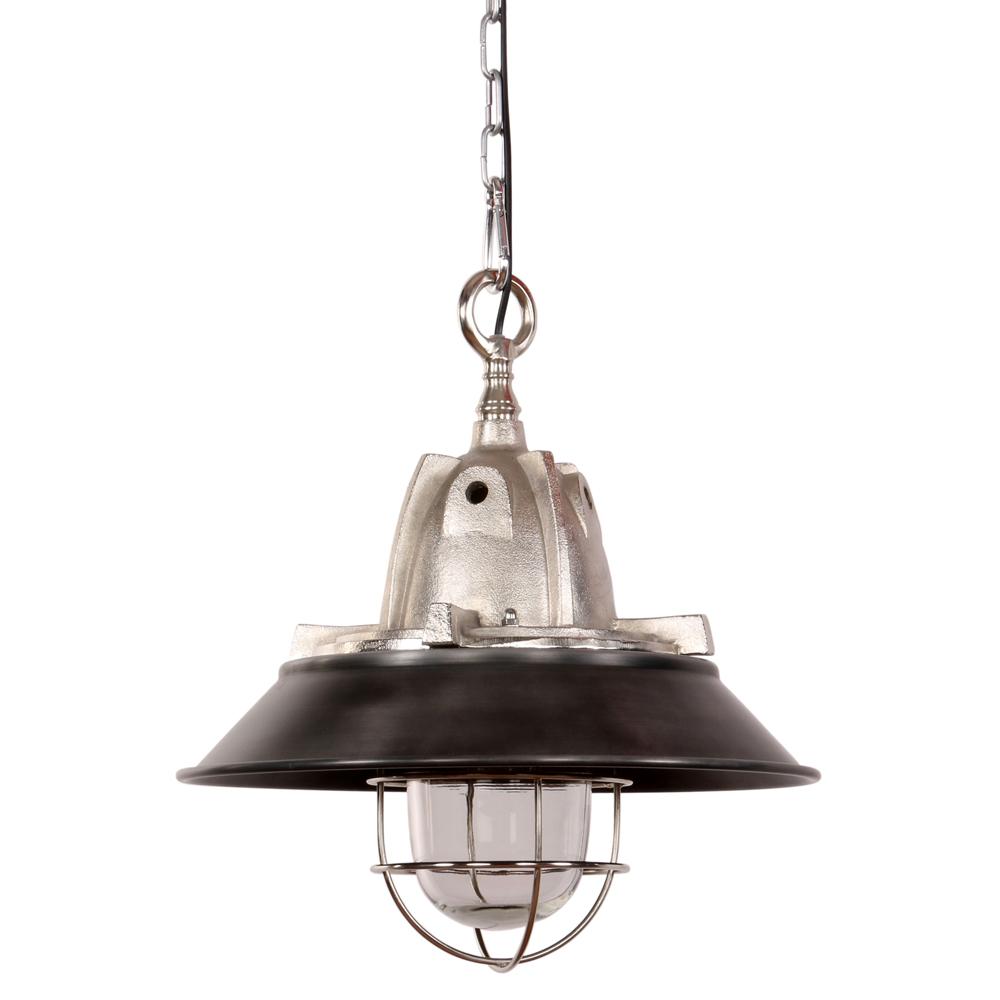 lampe industrielle unique milford 41 cm lampe industrielle. Black Bedroom Furniture Sets. Home Design Ideas