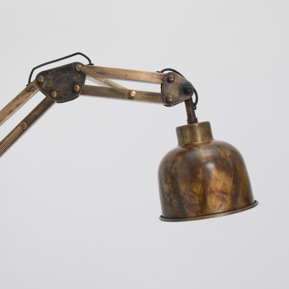 Applique murale industrielle bronze jules lampe industrielle - Lampe murale industrielle ...