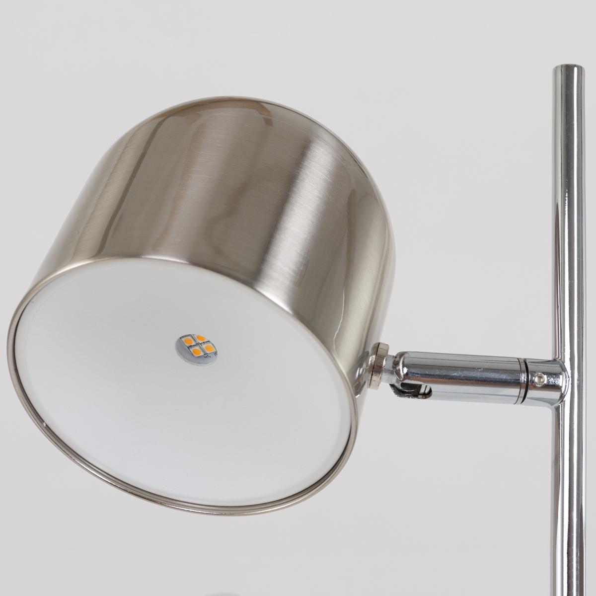 lampadaire moderne acier nantes 23 cm lampe industrielle. Black Bedroom Furniture Sets. Home Design Ideas