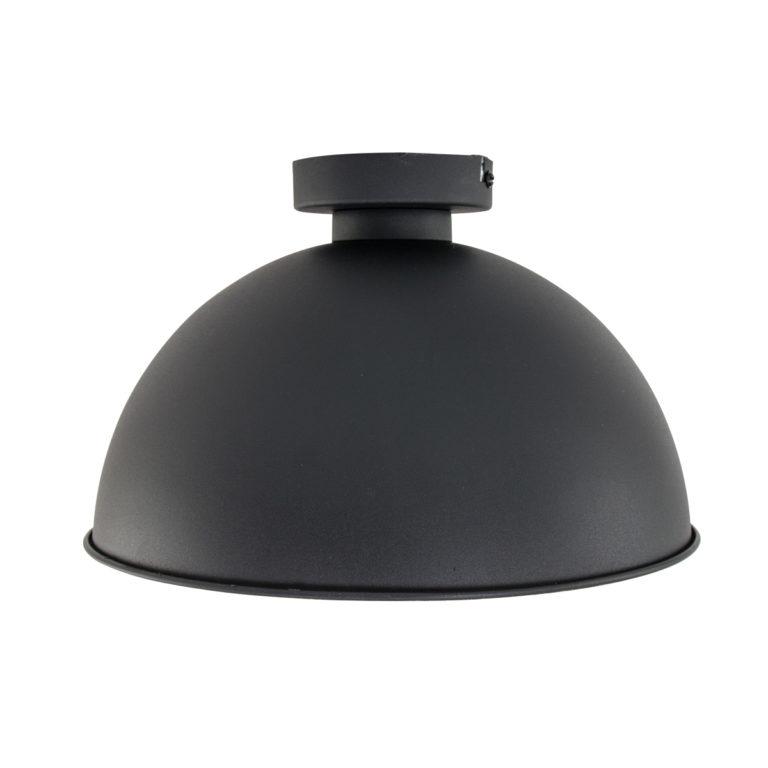 Plaffonier noir